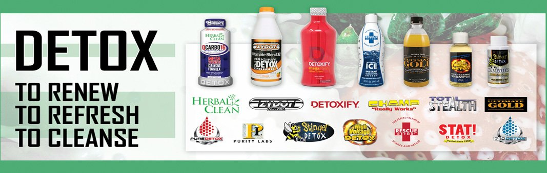 Ultimate Guide to Detox Products