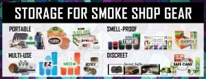 Read more about the article Smell Proof Storage Products Lead To More Sales